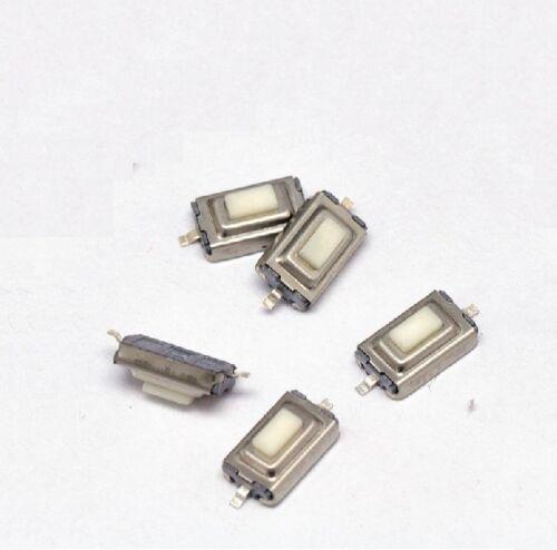 1000pcs 3x6x2.5mm Tactile Push Button Switch Tact Switch Micro Switch 2 Pin SMD