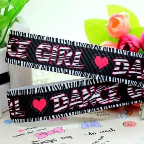 7//8 INCH GROSGRAIN RIBBON Hair Bow Supplies WHOLESALE Dance Girl