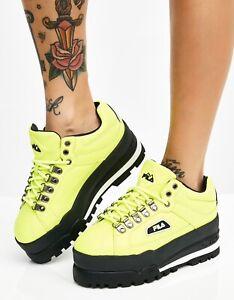 Fila Trailblazer Sneaker Platform Wedge