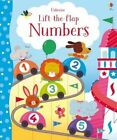 Lift-the-Flap Numbers by Felicity Brooks (Board book, 2015)