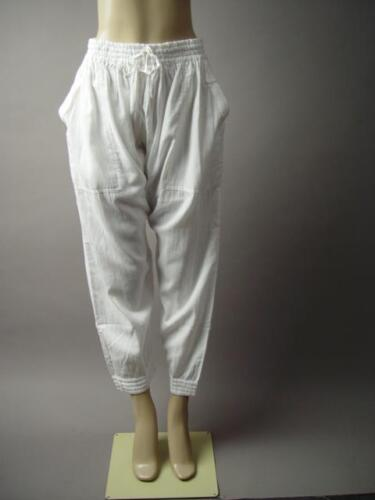 Victorian Lingerie – Underwear, Petticoat, Bloomers, Chemise    White Cotton Lagenlook Victorian Country Peasant Bloomers Pantaloons 139 mv Pant $33.98 AT vintagedancer.com