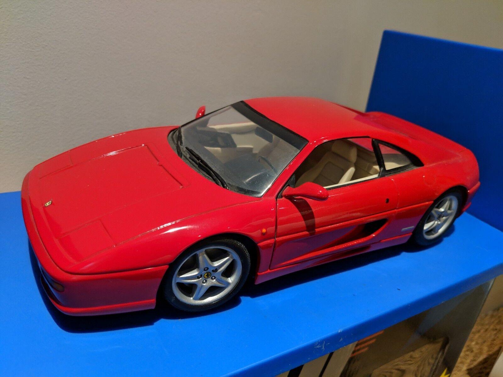 Ut Modelos 1 18 - Ferrari F355 Berlinetta-rosso - 180 074020