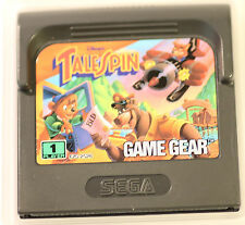 SEGA GAME GEAR  GAMEGEAR  TALESPIN  TALE SPIN GAME (GAME ONLY)