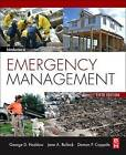Introduction to Emergency Management by Jane Bullock, George D. Haddow, Damon P. Coppola (Hardback, 2013)
