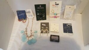 Mixed-Jewelry-Lot-Shelf-Pulls-Missing-Items-Great-Price