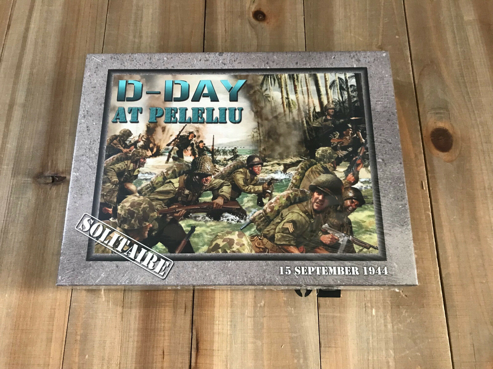 Wargame D-Day At Peleliu - Decision Games 2a Edition Tableau Montées - WWII