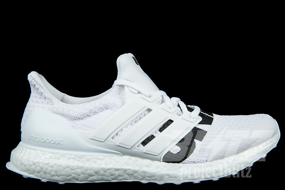ADIDAS ULTRABOOST UNDFTD UNDEFEATED WHITE 5-13 BB9102