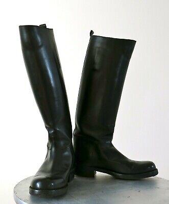 BOTTES SYLVESTRE VINCENT, très belle paire de bottes, motard, 44, BOTTE WESTON | eBay