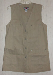 Image Is Loading Nwot Womens Gloria Vanderbilt Signature Khaki Linen Blend