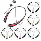 Bluetooth Wireless Headset Stereo Earphone Headphone Sport Handfree Universal