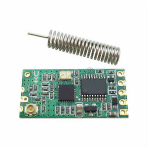 HC-11-433Mhz-Wireless-to-TTL-CC1101-Module-V1-9-Replace-Bluetooth-HC11