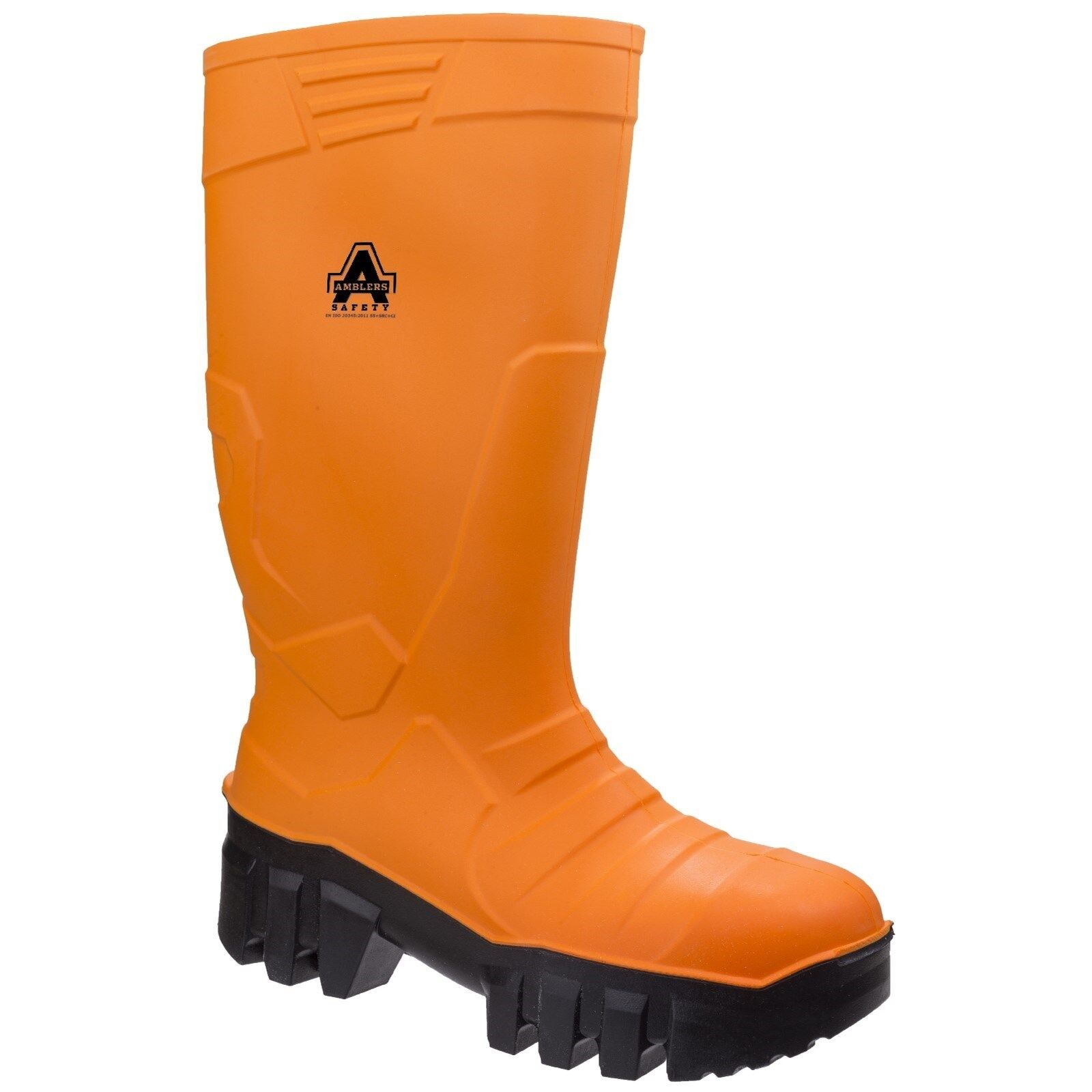 Amblers AS1010 Safety Wellingtons Mens S5 Steel Toe Cap Thermal -20 Work Stiefel