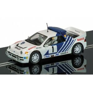 SALE-Scalextric-Slot-Car-Ford-RS2000-Stig-Blomqvist-C3493
