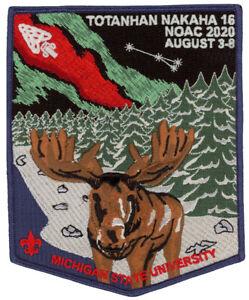 Boy-Scout-Order-of-the-Arrow-Totanhan-Nakaha-Lodge-16-OA-Flap-NOAC-2020-Patch