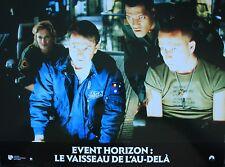 EVENT HORIZON 12 Photos Cinéma Lobby Cards Paul Anderson Laurence Fishburne