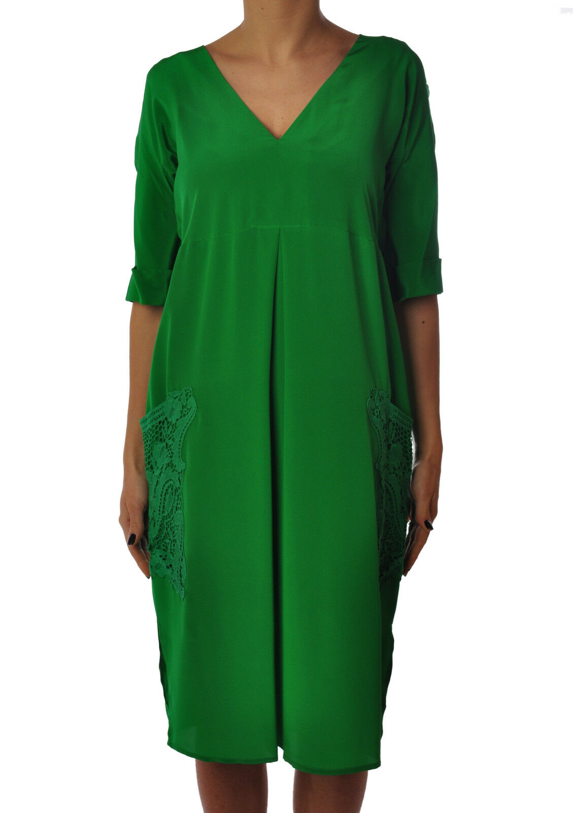 Twin Set  -  Length - Female - Green - 3057807A183513