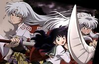 Inuyasha Sesshomaru - High Quality Poster - 34 In X 22 In - Fast Shipping