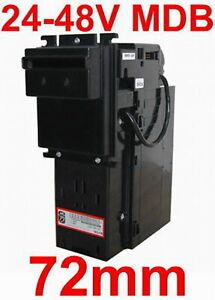 ITL BV100 72 mm 24V MDB Bill Acceptor Note Validator Banknoten Akzeptor