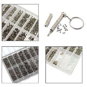 1000X-pequenos-tornillos-tuerca-destornillador-reloj-reparacion-herramienta-OP