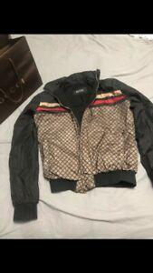 Details about 100% Authentic men\u2019s Gucci windbreaker jacket