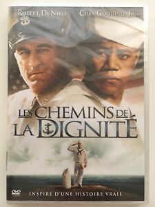 Les-chemins-de-la-dignite-DVD-NEUF-SOUS-BLISTER-Robert-De-Niro-Cuba-Gooding-Jr