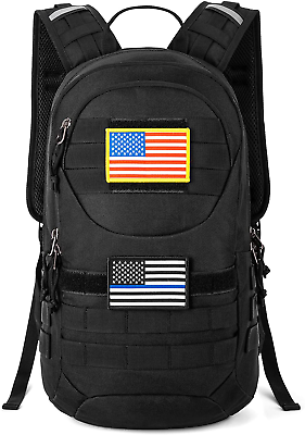 Details about  /Tactical Hydration Backpack Military Lightweight Backpacks MOLLE Pack 900D with