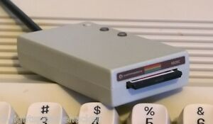 C64c-Style-SD2IEC-COMMODORE-1541-Disk-Drive-Emulatore-SD-CARD-READER-C64-C128-VIC