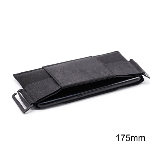 The Minimalist Invisible Wallet Unisex Waist Bag Mini Pouch For Key Card Phone