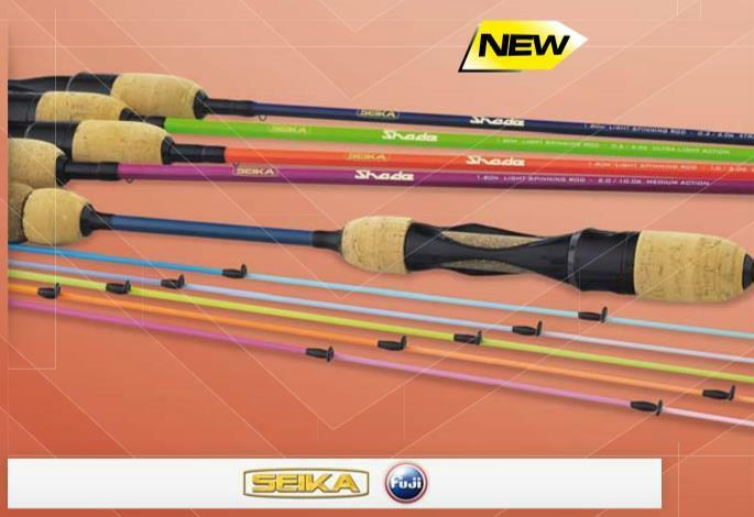 Canna TROUT AREA TUBERTINI SHADE HYPER LIGHT 1.80MT 0.2-2GR