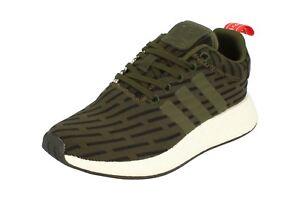 ADIDAS Originali NMDR2 Uomo Scarpe da ginnastica da corsa sneakers by2500