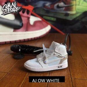 ad965cfa05fb97 Hand Made Air Jordan 1 3D mini Sneaker Keychain with Box and Bag ...