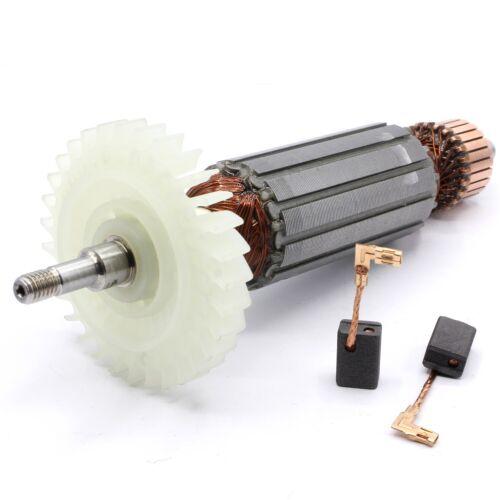 Motor Anker Rotor für Makita Winkelschleifer GA 4530 GA 5030 Nutfräse PJ 7000