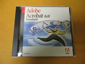 Adobe-Acrobat-6-0-Standard-PDF-Full-Version-Windows-W-Serial-Number-NEW