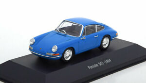 Porsche-901-1964-Scale-1-43-by-Editions-Atlas