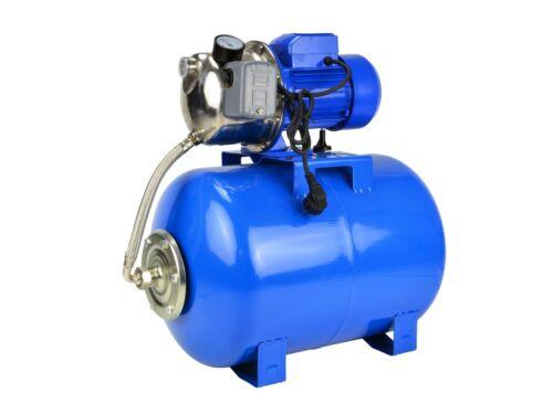 Hauswasserwerk 50 L Wasserpumpe 1100 W JET100S GEKO