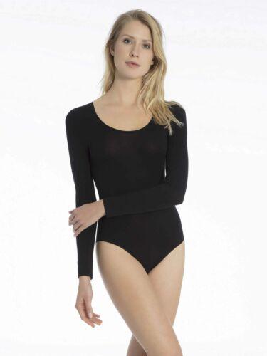CALIDA Damen Body langarm Comfort NEU /& OVP