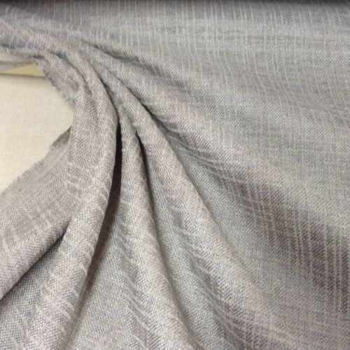 Leemoon Linen Chenille Natural   Fire Retardant   Curtain//Upholstery Fabric