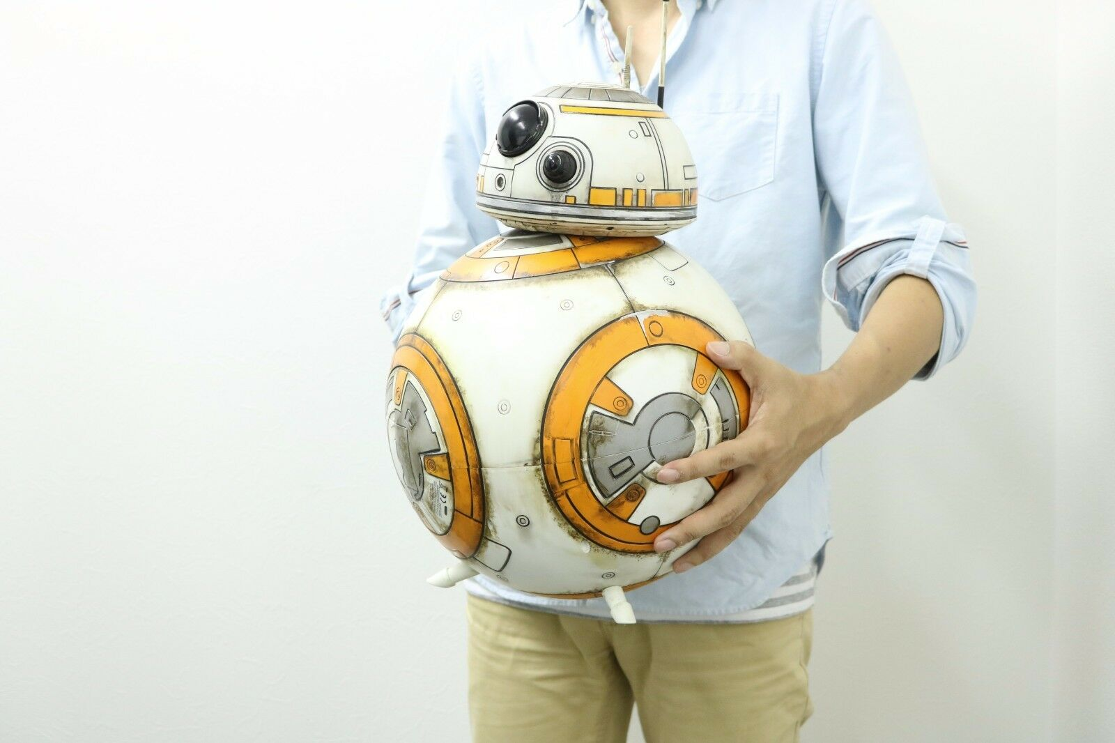Star Wars BB-8 DX 18inch Electric figure limited weatherosso weatherosso weatherosso design Action Figures bb0d80