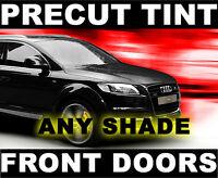 Pontiac G6 4 Door 05-09 Front Precut Tint-any Shade