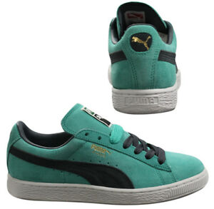 Puma Suede Classic Lace Up Leather Mens