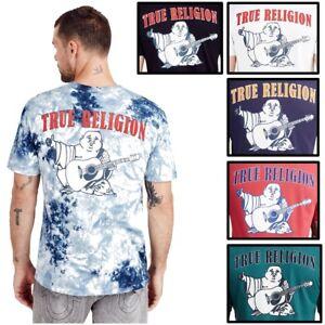 True-Religion-Herren-Buddha-Logo-Tee-T-Shirt