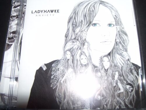 1 of 1 - Ladyhawke Anxiety (Australia) CD - Like New