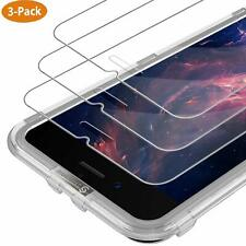 3-pack HD 9h Hardness 2.5d Tempered Glass Screen Protector for iPhone 8 7 6s 6