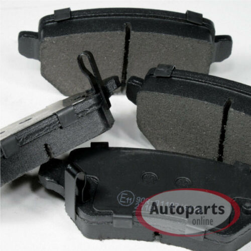 Bremsscheiben Bremsen Bremsbeläge für hinten die Hinterachse Kia Venga