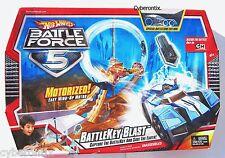 Hot Wheels Battle Force 5 BattleKey Blast Track Set Stunt Loop 2009 New in Box