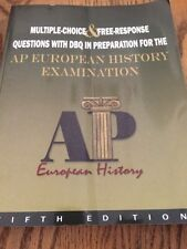 AP European History Multiple Choice & Free Response Questions