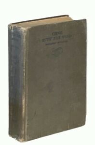 Margaret Mitchell: Gone With The Wind FIRST EDITION FOURTEENTH PRINTING 1936