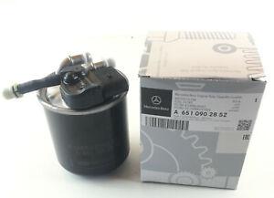 Original-Mercedes-Benz-Kraftstofffilter-Dieselfilter-A-651-090-28-52-CDI