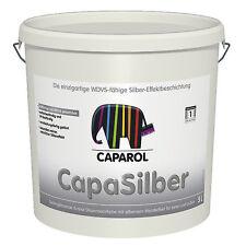Caparol Capadecor CapaSilber 1,25 L -Acrylat-Dipersionsfarbe, silberner Effekt-
