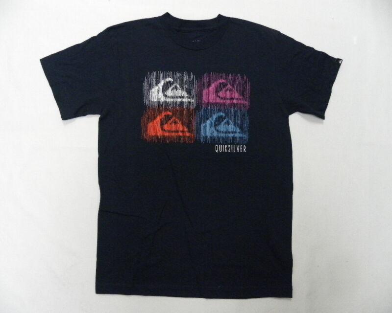 Quiksilver Boys T Shirt Medium Sz 12 Tee Qs 4d